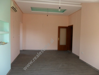 Apartment for rent in Zogu I Boulevard in Tirana. It is situated on the 5-the floor in an old build