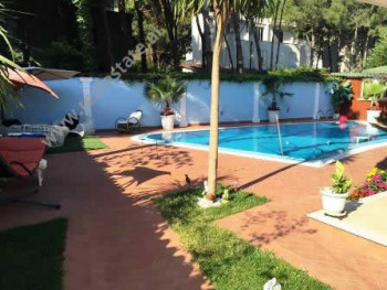 Modern villa for sale in Qetesia Street near Mak Albania Residence in Kavaja. It is located in a ne