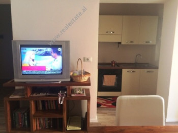 Modern apartment for rent in Gridor Heba Street in Tirana.