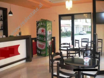 Store for sale near Gjergj Kastrioti Street in Vlora.