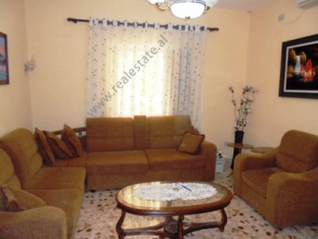 Two bedroom apartment for rent near the National Park in Tirana.