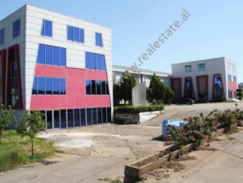 Warehouse rent in Vore-Marikaj Street in Tirana.