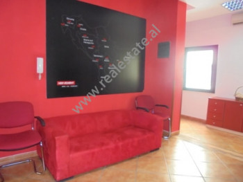 Office for rent in Blloku area in Tirana. Positioned on the 6th floor of a new building with elevat