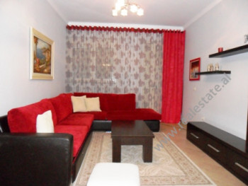 Apartment for rent in Don Bosko Street in Tirana. It is situated on the 7-th floor in a new buildin