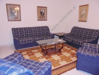 Two bedroom apartment for rent near Pazari i Ri area in Tirana. Positioned on the 2nd floor of a vil