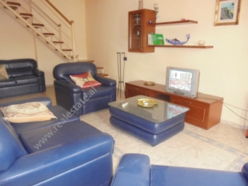Two bedroom apartment for rent near Selman Stermasi stadium in Tirana. With a surface of 110 m2 org