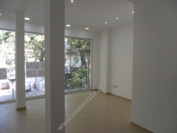 Office space for rent in one of the well none streets in Tirana, Myslym Shyri treet.