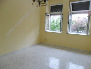 Apartment for office for rent close to the center of Tirana. It is situated on the 2-nd floor in an