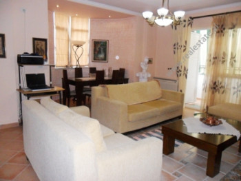 Apartment for rent near Faik Konica Street in Tirana.