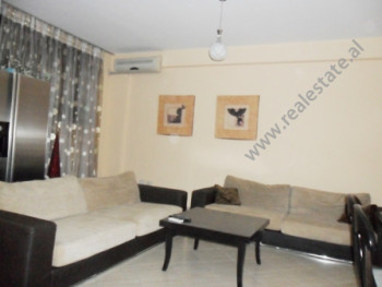 Apartment for rent at the beginning of Dibra Street in Tirana.