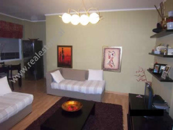 Apartment for rent in Dervish Hima Street in Tirana. It is situated on the 3-rd floor in a new buil