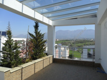 Modern villa for rent at the beginning of Dervish Shaba Street in Tirana.