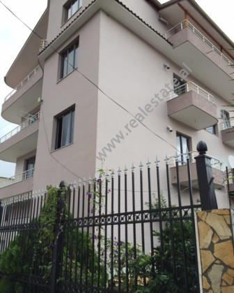 Villa for sale in Hamdi Pepo Street in Tirana. It is located on the side of the main street with di