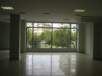 Office space for rent in Tirana in Bajram Curri Boulevard. It is situated on the second floor of e