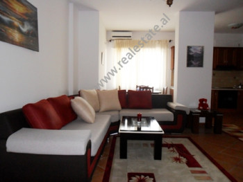Apartment for rent at the beginning of Elbasani Street in Tirana.