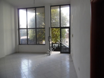 Store space for sale in Mihal Duri Street in Tirana. It is located on the first floor of a new buil