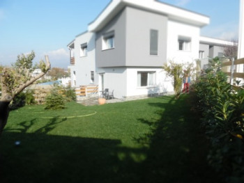 Modern apartment for rent in Lunder Village in Tirana. The apartment has nothing less then a villa,