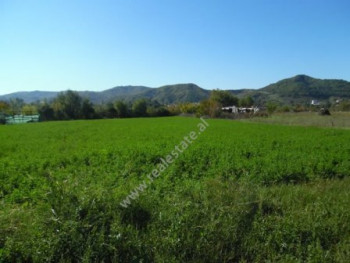 Land for sale in Tirana-Elbasan Street in Tirana