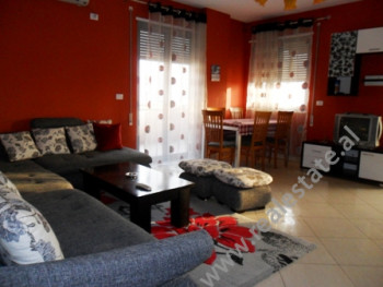 Apartment for sale near Don Bosko area in Tirana. It is situated on the 6-th in a new building, clo