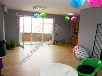 Apartment for sale in Bajram Curri Boulevard in Tirana. It is situated on the 11-th floor in a new