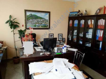 Apartment for office rent in Ibrahim Rugova Street in Tirana. It is situated on the 2-nd floor in a