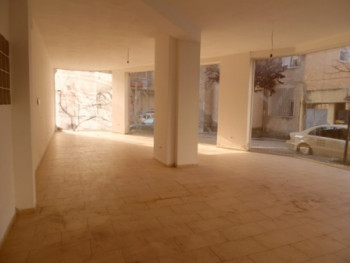 Store for rent in Isa Boletini Street in Tirana