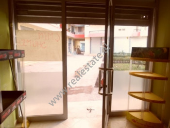 Store for sale in Daut Boci Street in Tirana