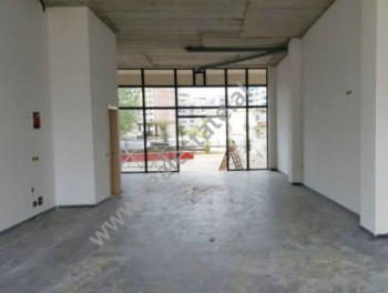 Store space for sale in Demneri Street in Tirana.