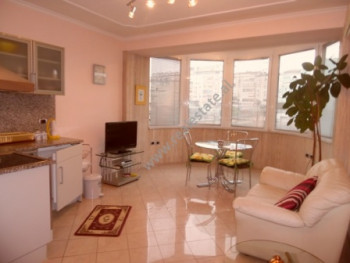 One bedroom apartment for rent in Milto Tutulani Street in Tirana The apartment is situated on the