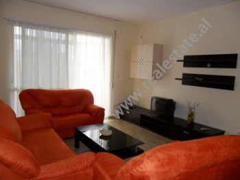 Apartment for rent in Selita e Vjeter Street in Tirana. It is situated on the 2-nd floor in a new bu