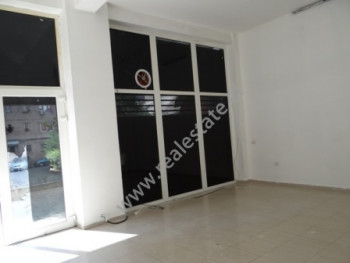 Store for sale in Anastas Kullurioti Street in Tirana