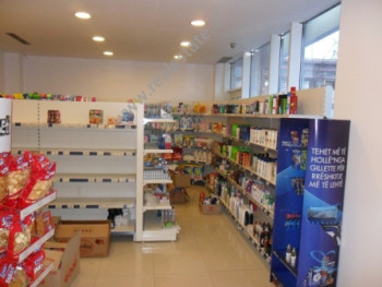 Store for sale near Frosina Plaku Street in Tirana.
