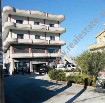Villa for sale in Llazi Miho Street in Tirana. It is located on the side of the main street near Ko