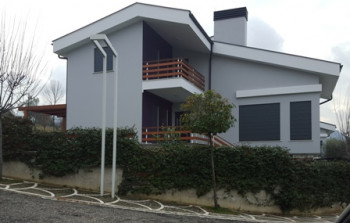 Three storey villa for rent in one of the best villa's compound in Tirana, in Long Hill Residenc