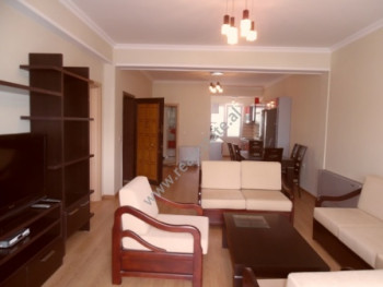 Two bedrooms apartment for rent in Pjeter Budi Street in Tirana
