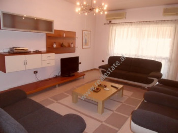 Two bedroom apartment for rent in Themistokli Germenji Street in Tirana The apartment is situated o