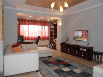 Modern apartment for rent in Konstandin Kristoforidhi Street in Tirana.
