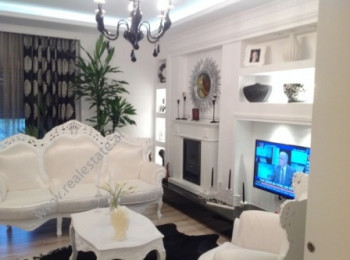 Three bedroom apartment for rent in Shtraus Square in Tirana The apartment is situated on the 2nd f