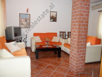 Apartment for rent near Rexhep Jella Street in Tirana.