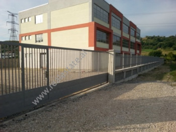 Warehouse for rent in Prush area in Tirana.