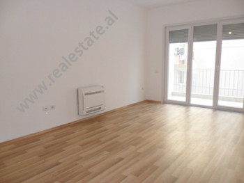 Apartment for rent at the beginning of Peti Street in Tirana. It is situated on the 3-rd floor in a