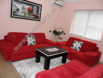 Apartment for rent in Prokop Myzeqari Street in Tirana.