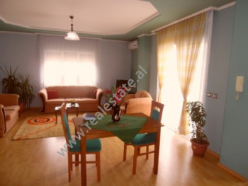 One bedroom apartment for rent in Willson Square in Tirana. The apartment is situated on the 8th fl