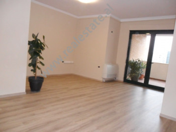 Two bedroom apartment for office for rent in Ibrahim Rugova Street in Tirana. It is situated on the