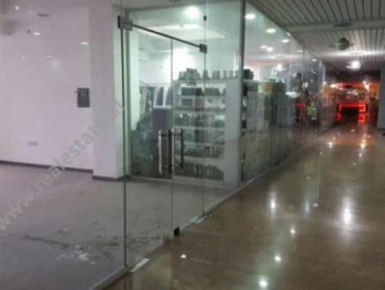 Store for sale in Jata Street in Tirana.