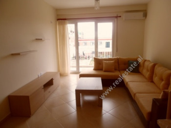 Two bedroom apartment for rent in Jordan Misja Street in Tirana. The apartment is situated on the s