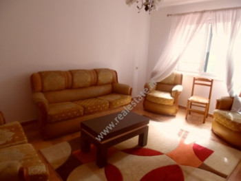 One bedroom apartment for rent in Irfan Tomini Street in Tirana.