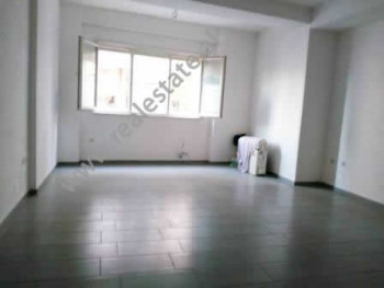 Apartment for office for rent in Bardhok Biba Street in Tirana. The apartment is situated on the sec