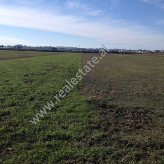 Land for sale is Xhafzotaj in Durres.