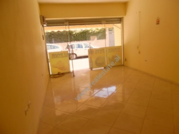 Store for rent in Tefta Tashko-Koco in Tirana. The store is situated on the ground floor of new bui